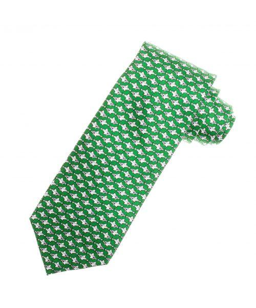 עניבה brooks brothers ירוקה